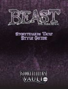 Beast: The Primordial Storytellers Vault Style Guide