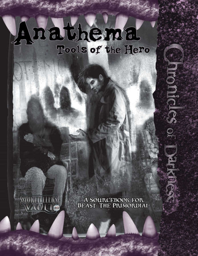 Anathema: Tools of the Hero