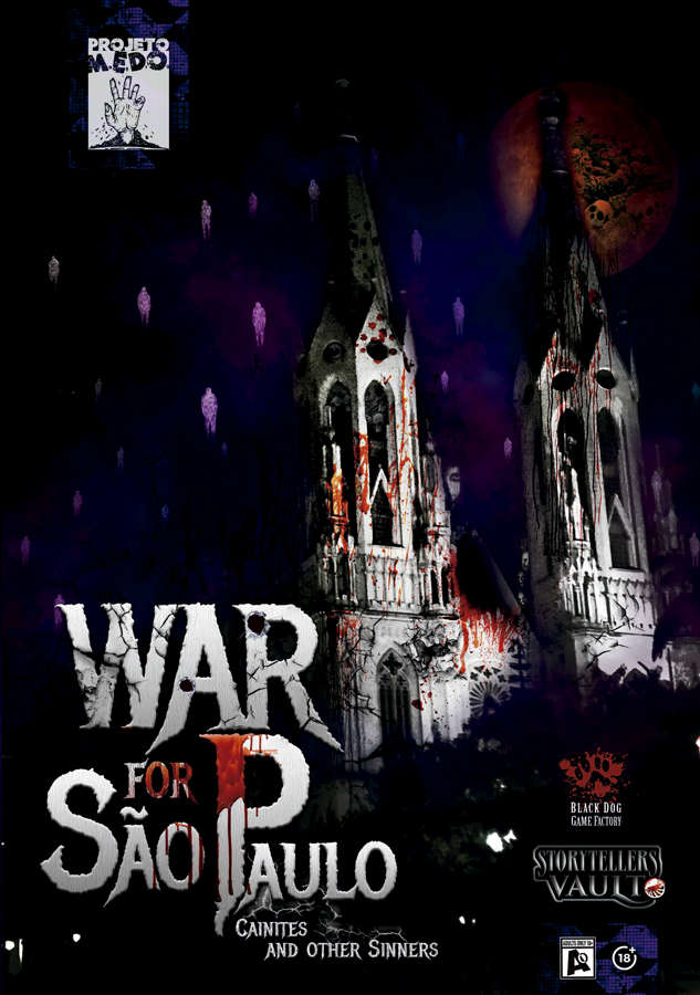 War For São Paulo - Cainites And Other Sinners