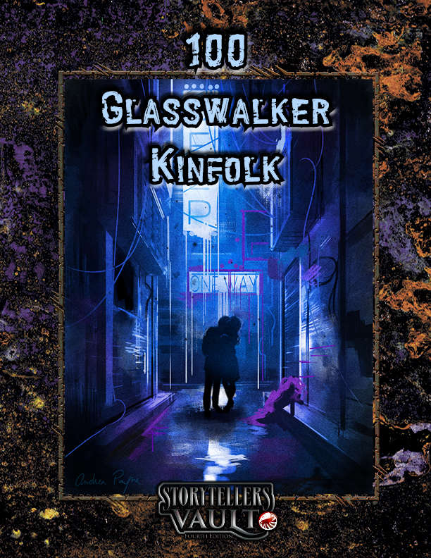 100 Glass Walker Kinfolk