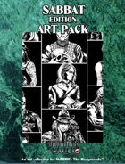 Sabbat Edition Art Pack