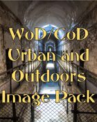 World of Darkness Urban and Outdoors Photo Pack