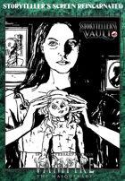 Vampire 20th Storyteller´s Screen Reincarnated