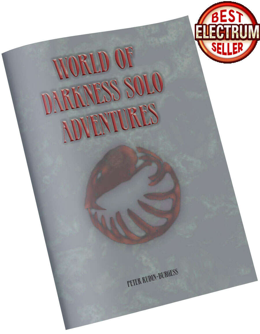 World of Darkness Solo Adventures