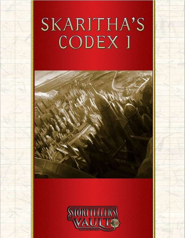 Skaritha's Codex I