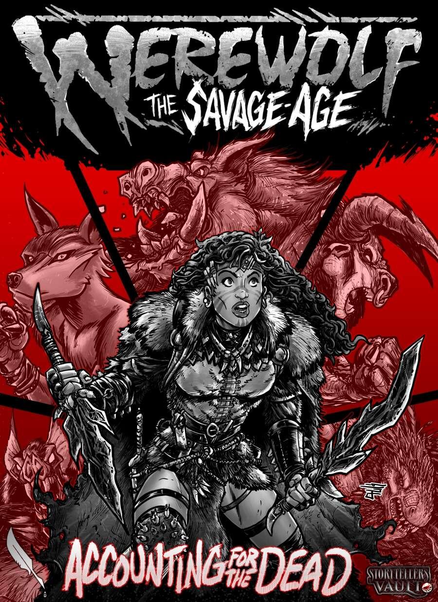 Werewolf the Savage Age: Volume One