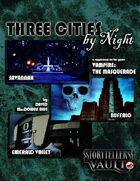 Three Cities [BUNDLE]