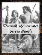 Werewolf Reincarnated Screen Bundle [BUNDLE]