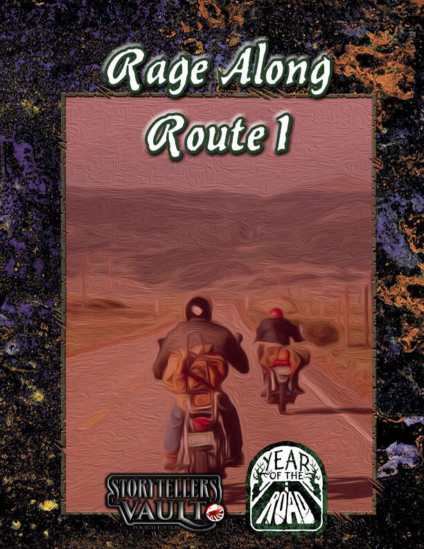 Rage Along Route 1