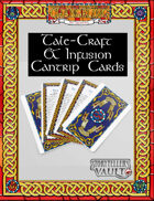 Changeling: Infusion & Tale-Craft Cards