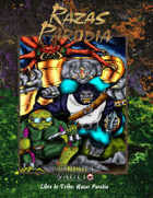Libro de Tribu: Razas Parodia