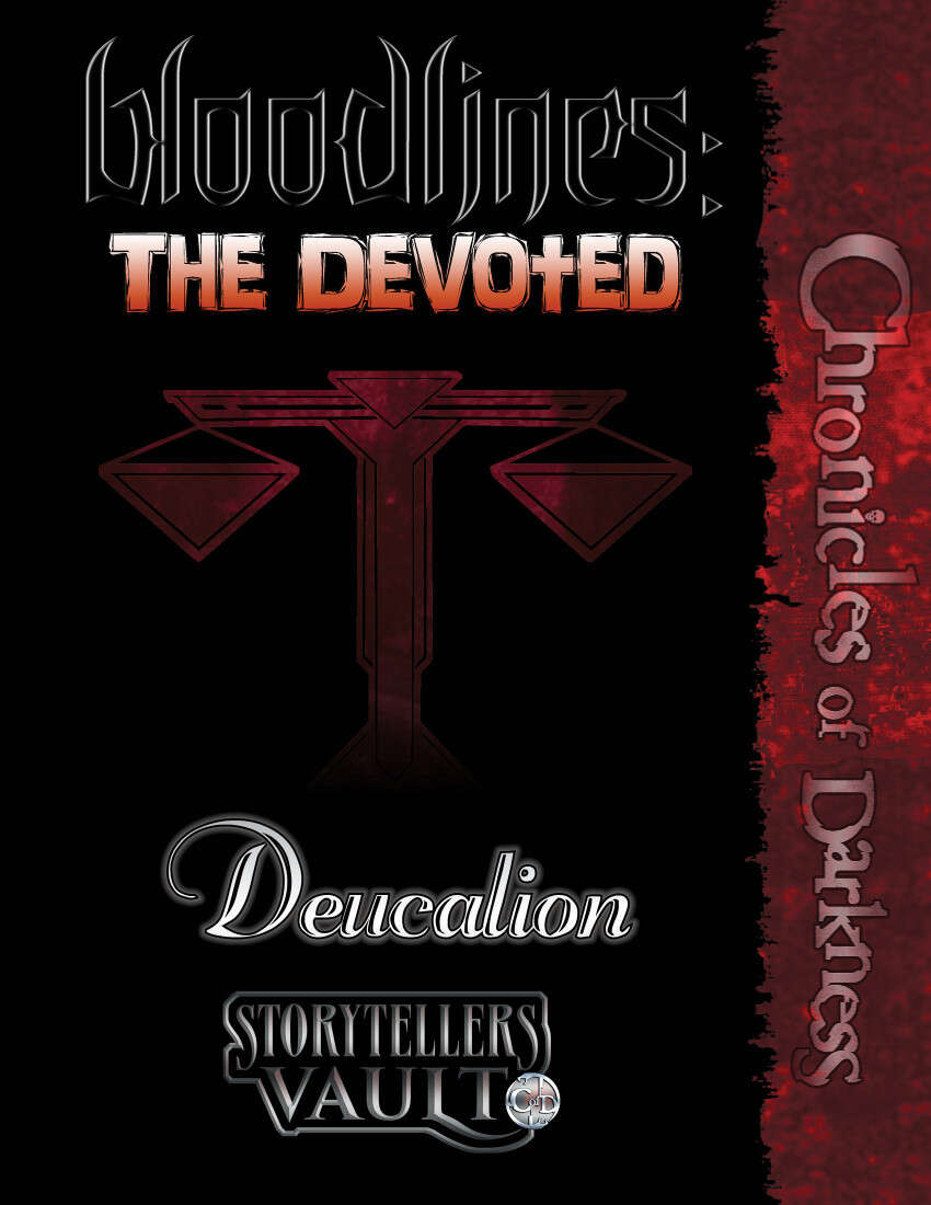Bloodlines: The Devoted — Deucalion