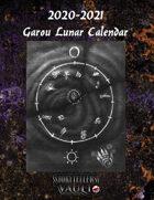 2020-2021 Garou Lunar Calendar
