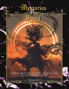Mysteries of the Blood