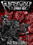 Werewolf the Savage Age: Volume 2