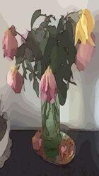 Flower vase 001