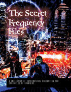 The Secret Frequency Files [BUNDLE]