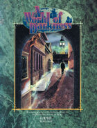 A World of Darkness (1st Edition)