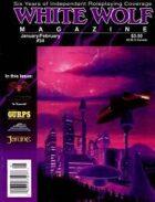 White Wolf Magazine #34
