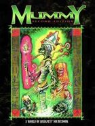 World of Darkness: Mummy (2nd edition)