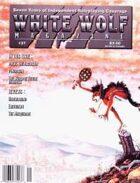 White Wolf Magazine #37