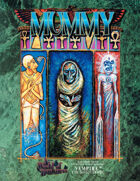 World of Darkness: Mummy (1st edition)