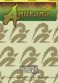 Breedbook: Anurana (Weretoads)