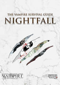 V20 Classical Age - Nightfall: the Vampire's Survival Guide