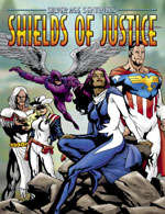 Shields of Justice: The Hero's Almanac