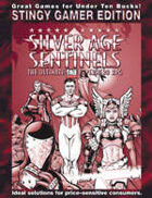 Silver Age Sentinels D20: Stingy Gamer Edition
