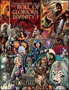 The Books of Sorcery, Vol. IV - The Roll of Glorious Divinity I - Gods & Elementals