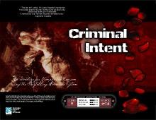 Criminal Intent (Vampire: The Requiem)