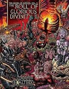 The Books of Sorcery, Vol. V - The Roll of Glorious Divinity II