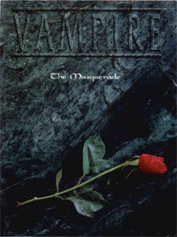 A red rose on marble: review of vampire: the masquerade 1st.