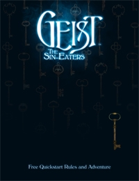 Geist: The Sin-Eaters Quickstart