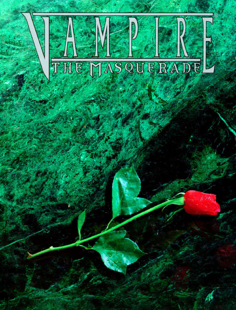 Vampire the Masquerade Revised Edition