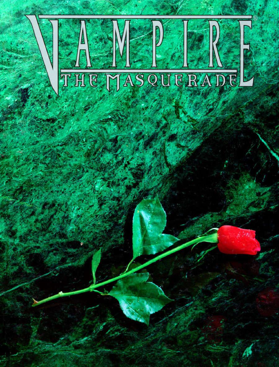 Vampire the Masquerade Revised Edition