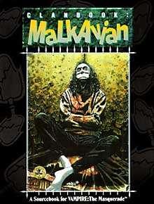 Clanbook: Malkavian - 1st Edition
