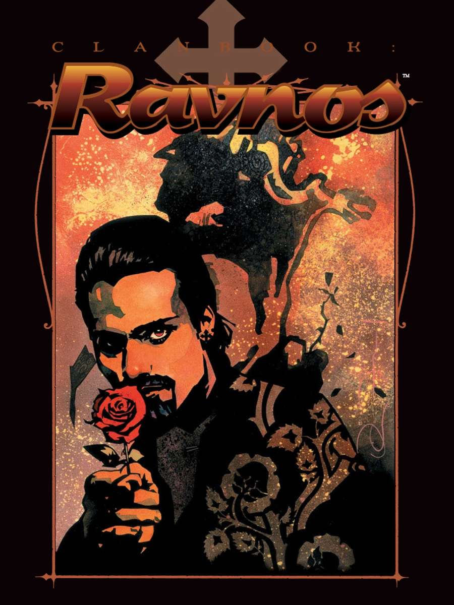 Clanbook: Ravnos - Revised Edition