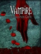 Vampire Translation Toolkit [BUNDLE]