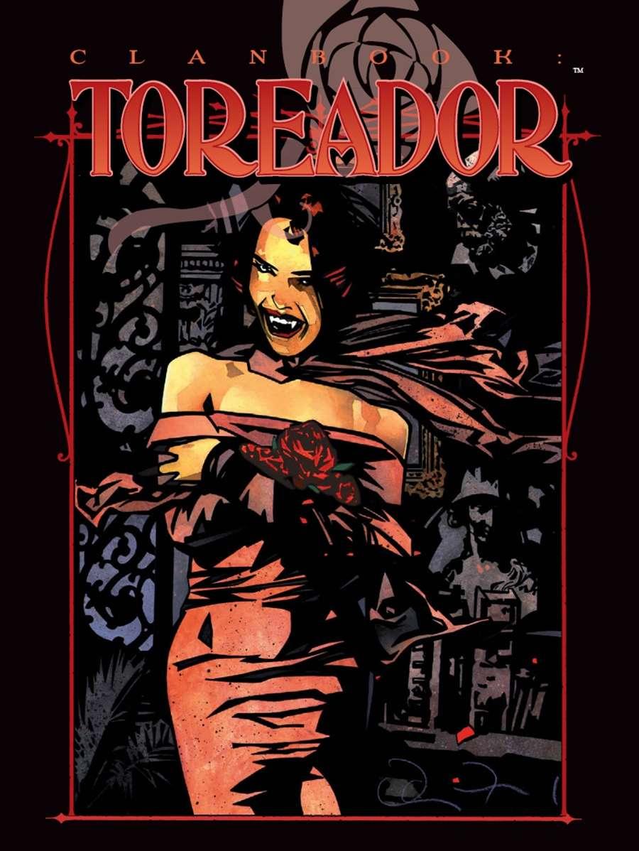 Clanbook: Toreador - Revised Edition