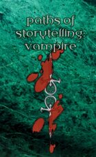 Paths of Storytelling: Vampire (Full-Featured PDF)