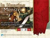 In Hunting A Monster