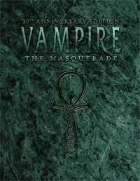 Image result for vampire the masquerade 20th anniversary edition