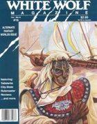 White Wolf Magazine #19
