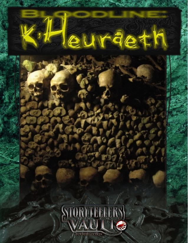 Bloodline: k'Heuraeth