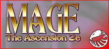 Mage: The Ascension 2nd Edition