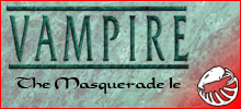 Vampire: The Masquerade 1st Edition
