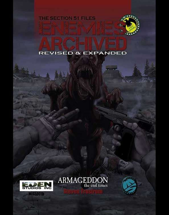 Armageddon the End Times: Enemies Archived Revised & Expanded