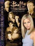 Buffy RPG Revised Corebook